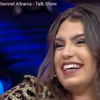 DAFINA KASTRATI TOP CHANNEL ALBANIA
